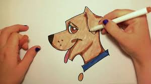 simple dog drawings in pencil. Contemporary Simple With Simple Dog Drawings In Pencil G