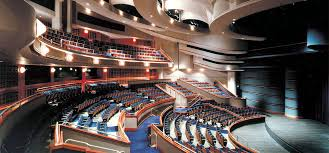 Clark State Performing Arts Center Seating Chart Riffe Center Theatre Complex Columbus Association For The