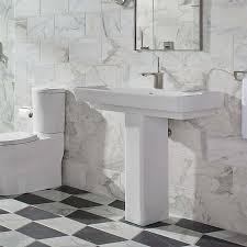 kohler pedestal sink benefit