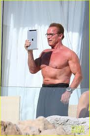 Bodybuilder Arnold Schwarzenegger Naked Array It S Bigger Than You Think Leaked Men