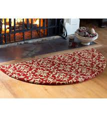 coffee tables half moon outdoor mats wool hearth rugs fireproof rugs plow
