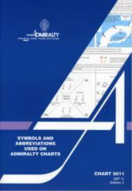 Marine Chart Symbols Nz Np 5011 Symbols Abbreviations Ba Charts Digital