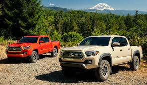 uautoknow.net: 2016 Toyota Tacoma ready to battle new competition ...