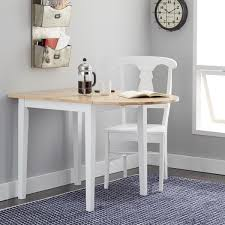 Country cottage dining room Design Ideas Simple Living Country Cottage Dining Table Natural White Overstock Shop Simple Living Country Cottage Dining Table Natural White