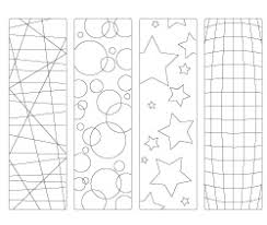 Trim the cards and color in the images (or have your kids color. 80 Free Amazing Bookmarks To Make Free Printables Tip Junkie