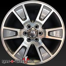 2015 F150 Bolt Pattern Beauteous 48 Ford F48 Wheels Oem 48144815 Machined Rims 48
