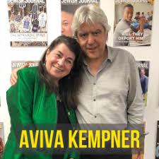 The David Suissa Podcast: Aviva Kempner: Filming another Jewish Hero