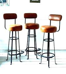 leather bar stools with back brown leather bar stools with back leather counter stools with backs