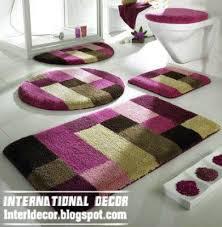 Best 25 Bathroom Rug Sets Ideas On Pinterest  Leopard Print Colorful Bathroom Rugs