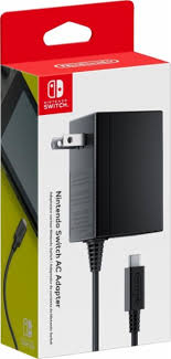 sony tv power cord best buy. nintendo - ac adapter for switch black front_zoom sony tv power cord best buy