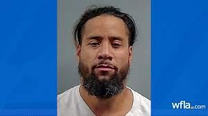 WWE star wrestler Jimmy Uso arrested ...