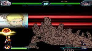 Luffy 4th Gear - Bleach Vs Naruto 3.3 (Modded) - YouTube