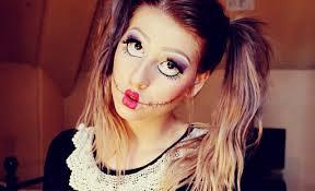 halloween makeup without face paint 2