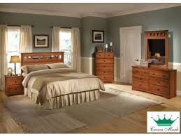 Orchard Park 3 Piece Queen Bedroom Set