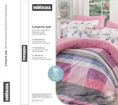 Bed Linen Packaging Design Nobilacasa Bedding Packaging Design On Behance