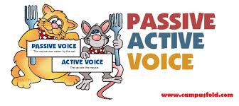 Wednesday Words Active And Passive Voice Explained Finally