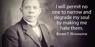 Booker T Washington Quotes Amazing Tim Fargo On Twitter I Will Permit No One To Narrow And Degrade