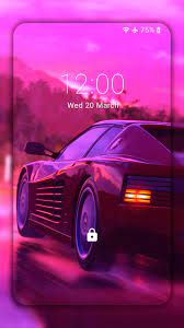 Neon Cars Live Wallpaper for Android ...