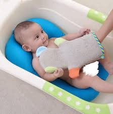4 of 8 kids baby bath tub pad shower nets newborn bath seat infant bathtub bath pad