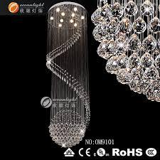 led crystal lighting crystal hanging lamp crystal chandelier om9101