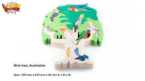 kids toys wooden puzzle bird tree australia waldorf montessori wooden toys wooden figure birds puzzle motor skills handmade rzinwqmnlh