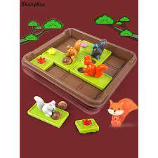 Bộ Đồ Chơi Board Game Xếp Hình Cho Bé 6 Tuổi