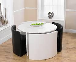 ... Space Saver Table Space Saving Table Chair Sets Ebay Space Decoration  in Round Space Saving Dining ...