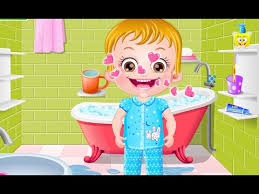Baby Hazel Bed Time New Baby Game for Little Kids - YouTube