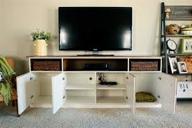 white media console furniture. Awesome White Media Console Furniture U