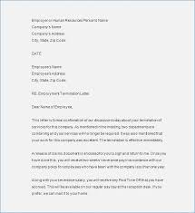 How To Write A Termination Letter To An Employer Employee Termination Letter Sample format premiermeco 84