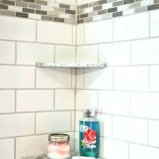 glass corner shower shelf corner shower shelf home depot shower corner shelf shelves fabulous good marble