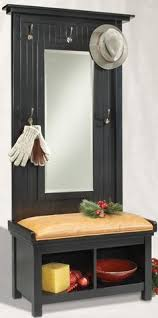 Bedroom Simple Entryway With Foyer Bench Shoe Storage White Wooden Black Hall Bench