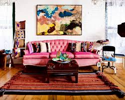 Boho Eclectic Decor House As A Work Of Art With Eclectic Style How To Build A House