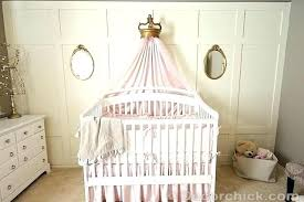 Nursery Crown Canopy Canopy Bed Crown Home Goods To Create A Nursery ...