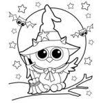 Small Picture Best Halloween Coloring Pages A1 Coloring Pages