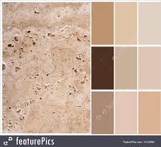 Travertine Color Chart Image