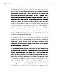 of mice and men analytical essay international baccalaureate  page 1 zoom in