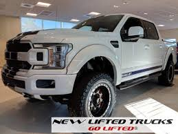 Lifted Trucks - New Lifted 2018 Ford F150 Lariat Shelby Super Snake ...