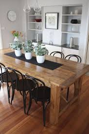Large Farmhouse Kitchen Table Kitchen Top Farmhouse Kitchen Table With Regard To Minimalist