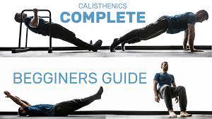 beginner calisthenics workout guide no