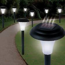 Amazon.com: Garden Creations JB5629 Solar-Powered LED Accent Light, Set Of  Pinterest