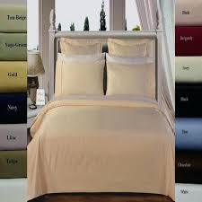 solid color duvet covers queen king
