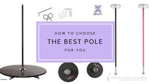 X Pole Height Chart How To Choose The Best Pole For You Exotic Dance Academy