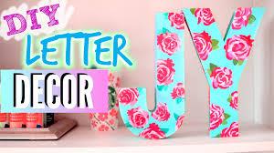 maxresdefault cute diy letter wall decor
