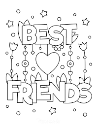 Let your child explore the meaning of love, affection and friendship with our collection of coloring sheets. 50 Free Printable Valentine S Day Coloring Pages