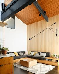 portland mid century furniture. Mid-century Modern Architect Saul Zaik Home In Portland Restored Mid Century Furniture