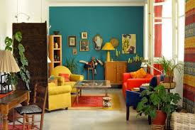 Small Picture 15 Awesome Retro Inspired Living Rooms Home Design Lover