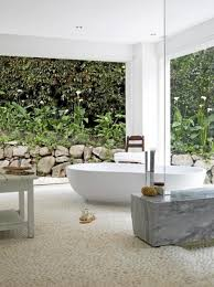Awesome And White Outdoor Bathroom Furniture