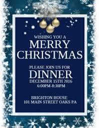 christmas dinner poster 7 990 customizable design templates for christmas dinner postermywall