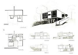 draw it rose seidler house